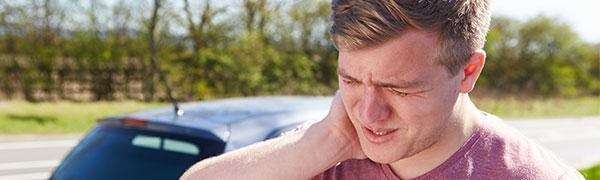 letsel door verkeersongeluk Zeist